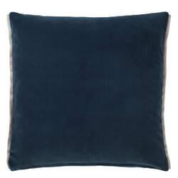 Designers Guild Varese Pillow 176194 Prussian