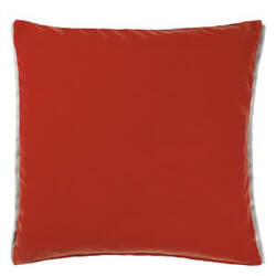 Designers Guild Varese Pillow 176193 Paprika