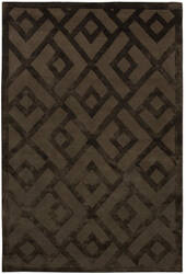Due Process Adaptations Laced Mocha Area Rug