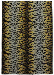 Due Process Adaptations Panthera  Area Rug