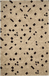 Due Process African Kota  Area Rug