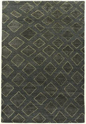 Due Process African Manja  Area Rug