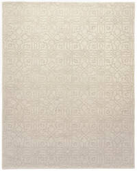 Due Process Barbara Barry Collection Imperial Alabaster Area Rug