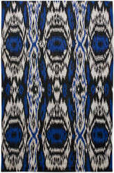 Due Process Flatweave Ikat I  Area Rug
