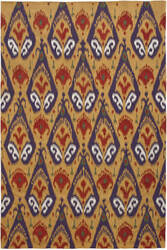 Due Process Flatweave Ikat Iii  Area Rug
