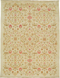 Due Process Jinan Ferrahan Cream Area Rug