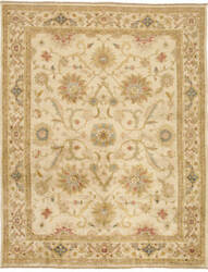 Due Process Jinan Polonaise Cream Area Rug