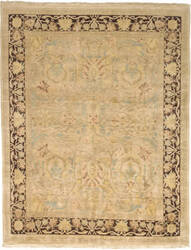 Due Process Kandahar Sultanabad Ivory - Walnut Area Rug