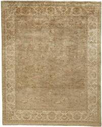 Due Process Khyber Flora Beige-Cream Area Rug