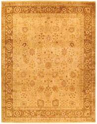 Due Process Khyber Haja Lille Champagne-Brown Area Rug