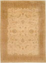 Due Process Khyber Lilihan Cream-Melon Area Rug