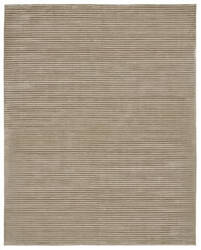 Due Process Modal Lineation Taupe Area Rug