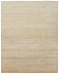Due Process Modal Striation Striation Wool Stripes Oatmeal Area Rug
