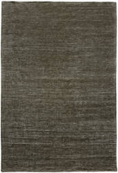 Due Process Nouveau Dual Stripe Grey Area Rug