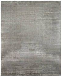 Due Process Nouveau Furrows Oatmeal Area Rug