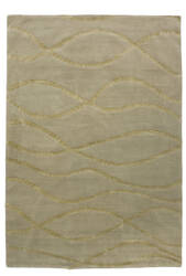 Due Process Novell Whinney Ivory Area Rug