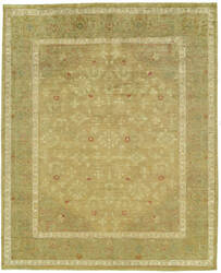 Due Process Peshawar Giordes Gold/Taupe Area Rug