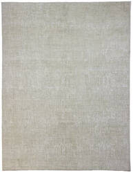 Due Process Textures Vested Ivory Area Rug