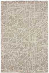 Due Process Tufted Gerard Bisque Area Rug