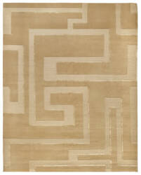 Due Process Century Troy Sand Area Rug