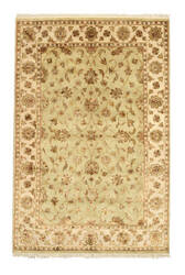 Eastern Rugs One-Of-A-Kind 9009 Green Area Rug