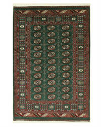 Eastern Rugs Bokhara 9013 Green Area Rug