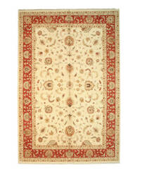 Eastern Rugs One-Of-A-Kind 9073 Ivory Area Rug