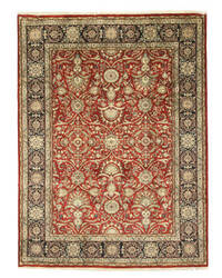 Eastern Rugs Sarouk 9179 Red Area Rug