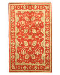 Eastern Rugs Agra 9195 Red Area Rug