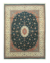 Eastern Rugs Pak-Persian Ba8900 Green Area Rug