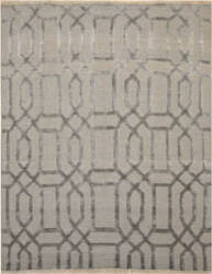 Eastern Rugs Links Ie112gy Gray Area Rug