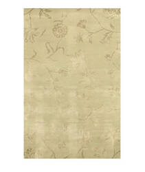 Eastern Rugs Charlotte Ie36bl Green Area Rug