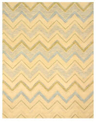 Eastern Rugs Madrid Ie42iv Ivory Area Rug