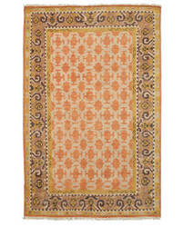 Eastern Rugs Picaso Ie50rt Orange Area Rug