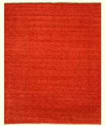 Eastern Rugs Gabbeh Ll4rd Red Area Rug