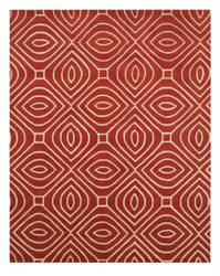 Eastern Rugs Marla Me103rd Red Area Rug