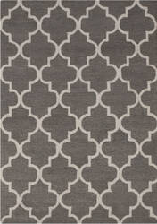 Eastern Rugs Moroccan Me2gy Gray Area Rug