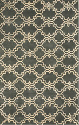 Eastern Rugs Moroccan Me4gn Green Area Rug
