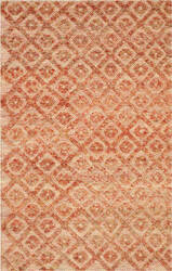 Eastern Rugs Andrea Ocpd12rd Red Area Rug
