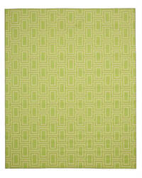 Eastern Rugs Brandon Os600gn Green Area Rug