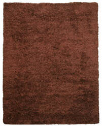 Eastern Rugs Shag Oshg1bn Brown Area Rug