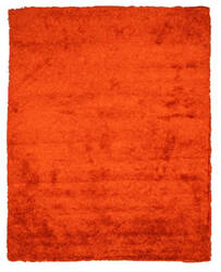 Eastern Rugs Shag Oshg1rt Orange Area Rug