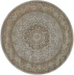 Eastern Rugs Gonbad Sht29gy Gray Area Rug