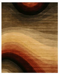 Eastern Rugs Madrid T57mu Multi Area Rug