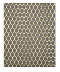 Eastern Rugs Modern Vc1001gy Grey Area Rug