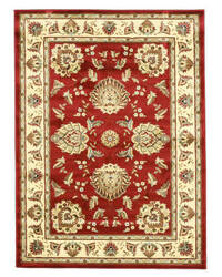 Eastern Rugs Kashan W3600rd Red Area Rug