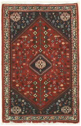 Eastern Rugs Abadeh X32713 Rust Area Rug