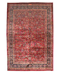 Eastern Rugs Mashad X33312 Red Area Rug