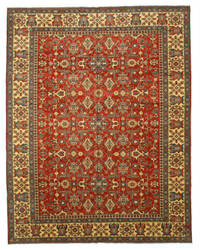 Eastern Rugs Kazak X33744 Rust Area Rug
