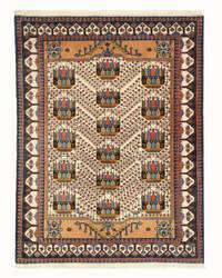Eastern Rugs Khorasan X35270 Ivory Area Rug